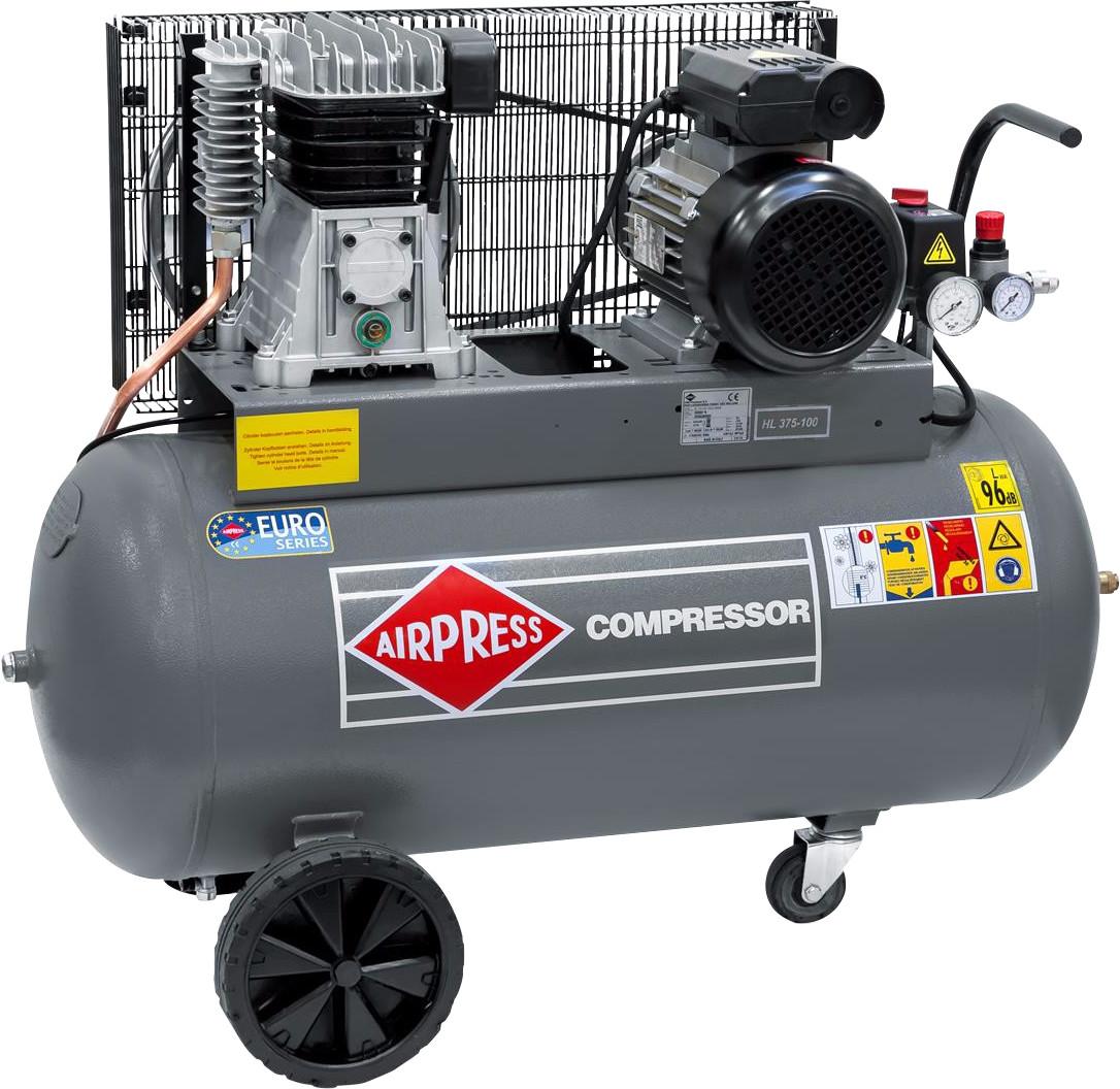 Compressor HL 375/100