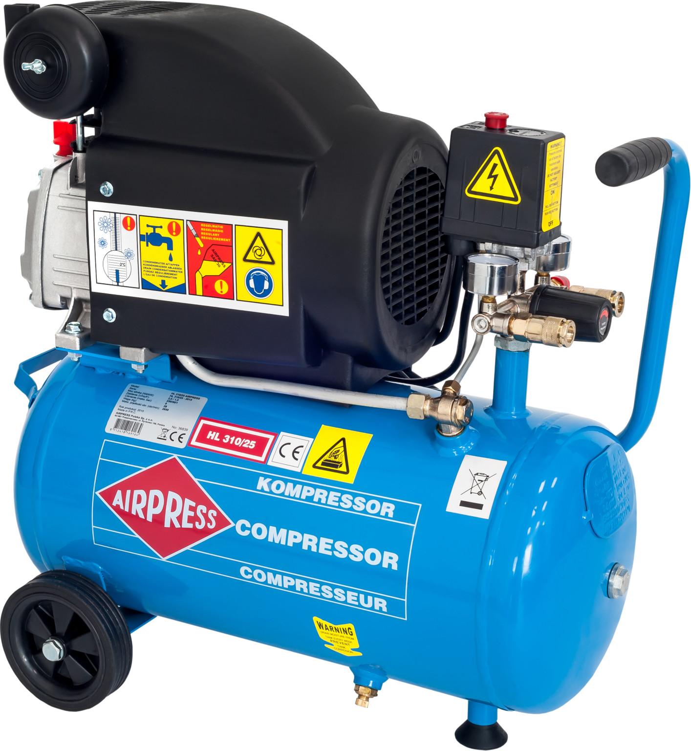 Compressor HL 310/25
