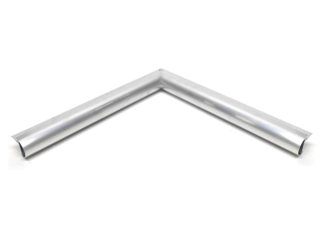 Aluminium Daktrim   Kraal   Binnenhoek   Brute + RAL