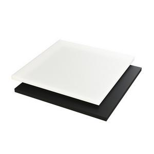 HDPE plaat zwart