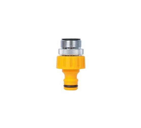 Kraanstuk ¾ met adapter24mm buitendraad
