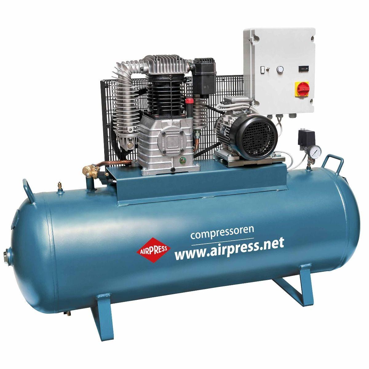 Compressor K 300-700 + sterdr.schak