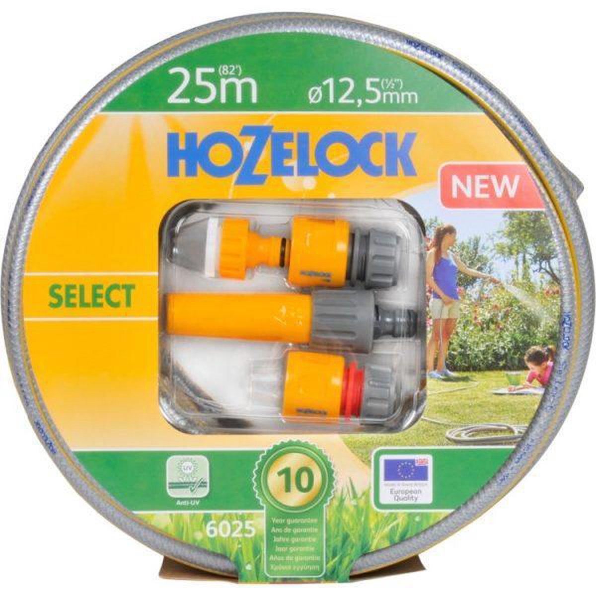 Select slangset Ø 12,5 mm -25m
