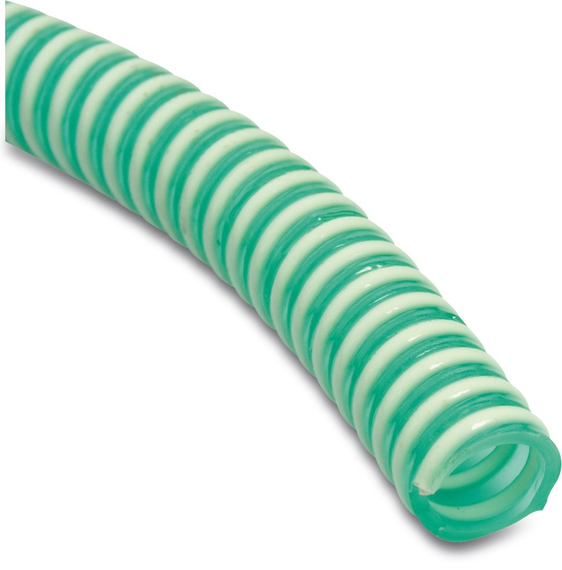 Zuigslang spiraalslang groen